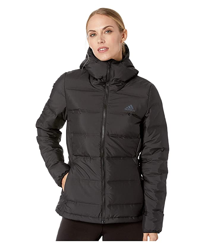 adidas Outdoor Helionic Hooded Jacket (Black) Women