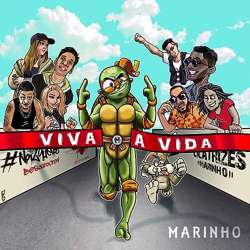 Tartaruga Ninja [Explicit] by Marinho on Amazon Music ...