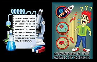 Adventure in the world of science: :adventure books for kids 7-12(science+enjoy)