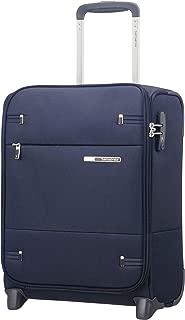 Samsonite Base Boost Upright Underseater Suitcase 45 cm, navy blue (Blue) - 115603/1598