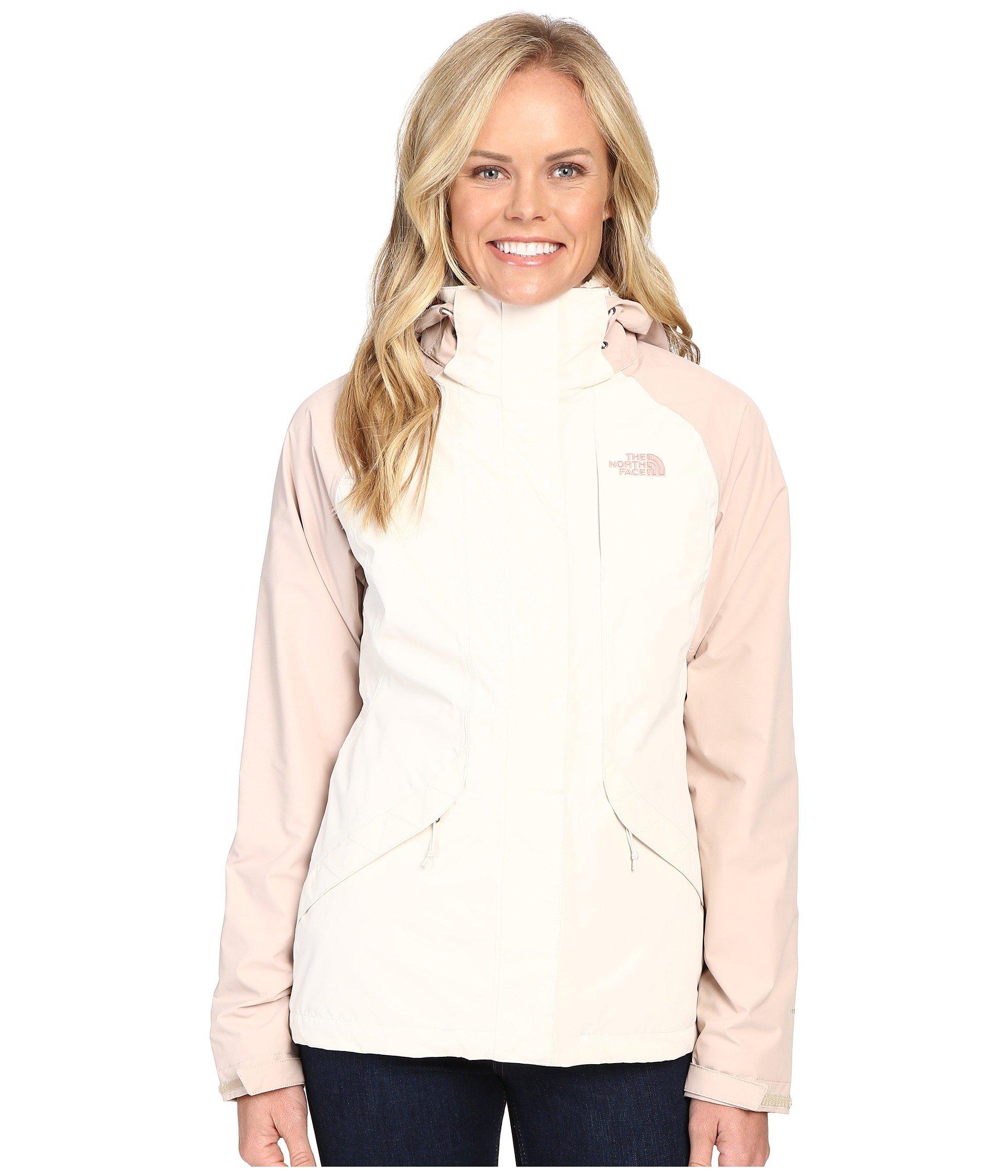 Boundary Triclimate® Jacket, Vintage White/Doeskin Brown (Prior Season)