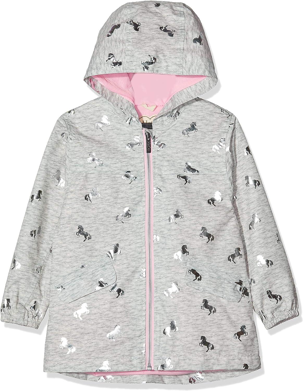 Hatley M/ädchen Microfiber Rain Jackets Regenjacke