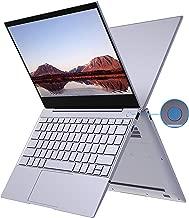 XIDU Tour Pro Touchscreen Laptop Notebook W/ Fingerprint Reader, 12.5-inch 2K NanoEdge Screen, Intel 3867U, 8GB DDR4, 128GB SSD, Backlit Keyboard, 802.11AC WiFi, Type-C, Windows 10 - Space Gray