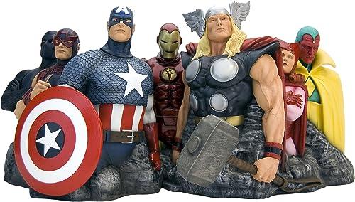 Unbekannt Factory Entertainment Alex Ross Marvel Comics Avengers Assemble Fine Art Skulptur