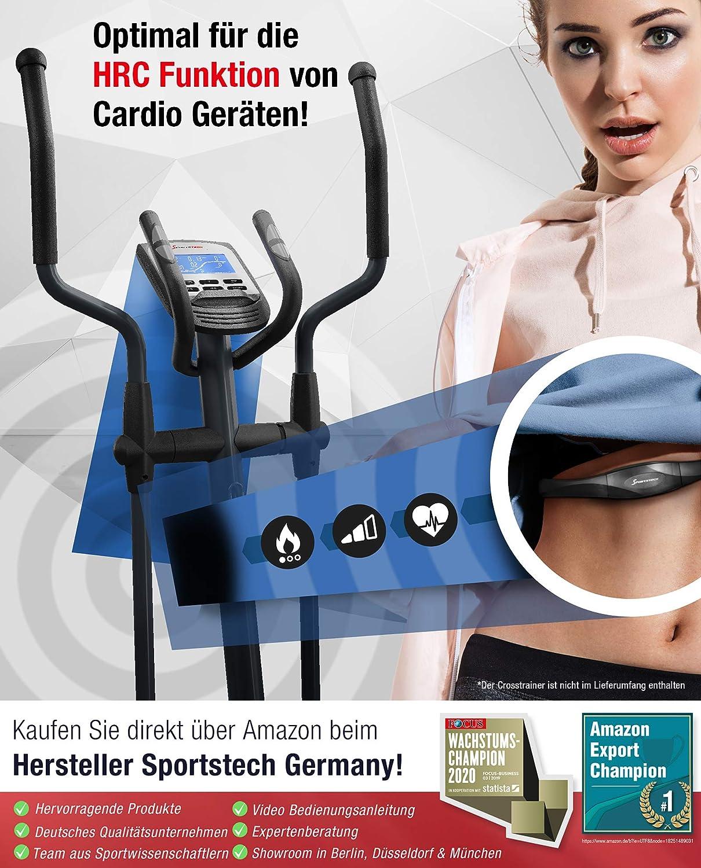Sportstech Pulsgurt und Brustgurt Trainingskomfort