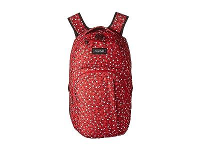 Dakine 33 L Campus Large Backpack (Crimson Rose) Backpack Bags
