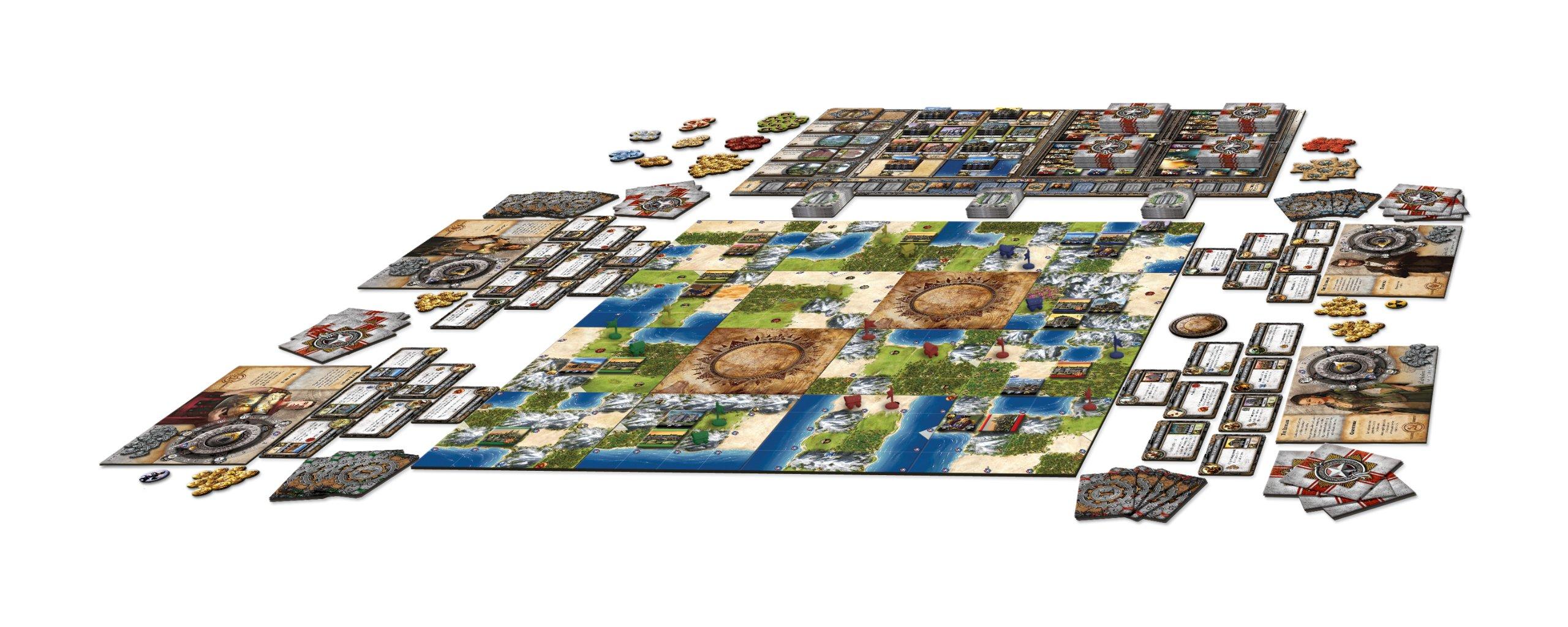 Heidelberger Spieleverlag 335 - Civilization, Juego de Mesa [Importado de Alemania]: Amazon.es: Juguetes y juegos