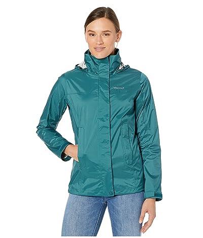 Marmot PreCip(r) Eco Jacket (Deep Teal) Women