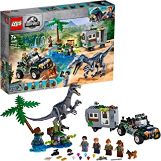 LEGO Jurassic World - Encuentro con el Baryonyx: