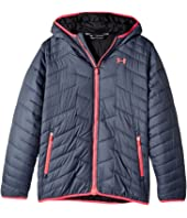 Under Armour Kids UA ColdGear Hooded Jacket (Big Kids)