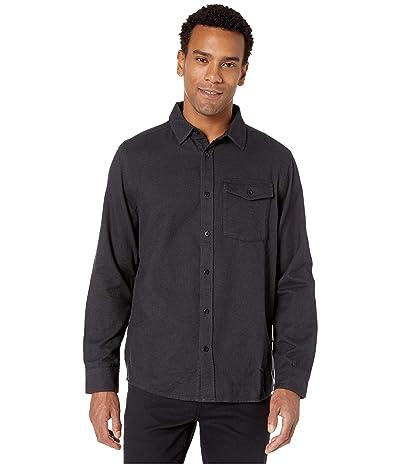 The North Face Long Sleeve Stayside Chamois Shirt (Asphalt Grey) Men