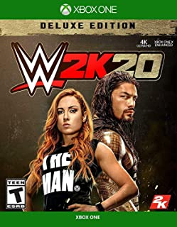 WWE 2K20 Deluxe Edition - Xbox One