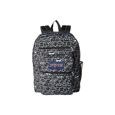 JanSport Big Student (Emoji Crowd) Backpack Bags