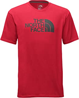 The North Face Men's M S/S H-Dome TEE TNF RED/Asphalt