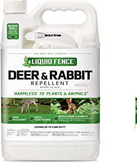 deer fence spray