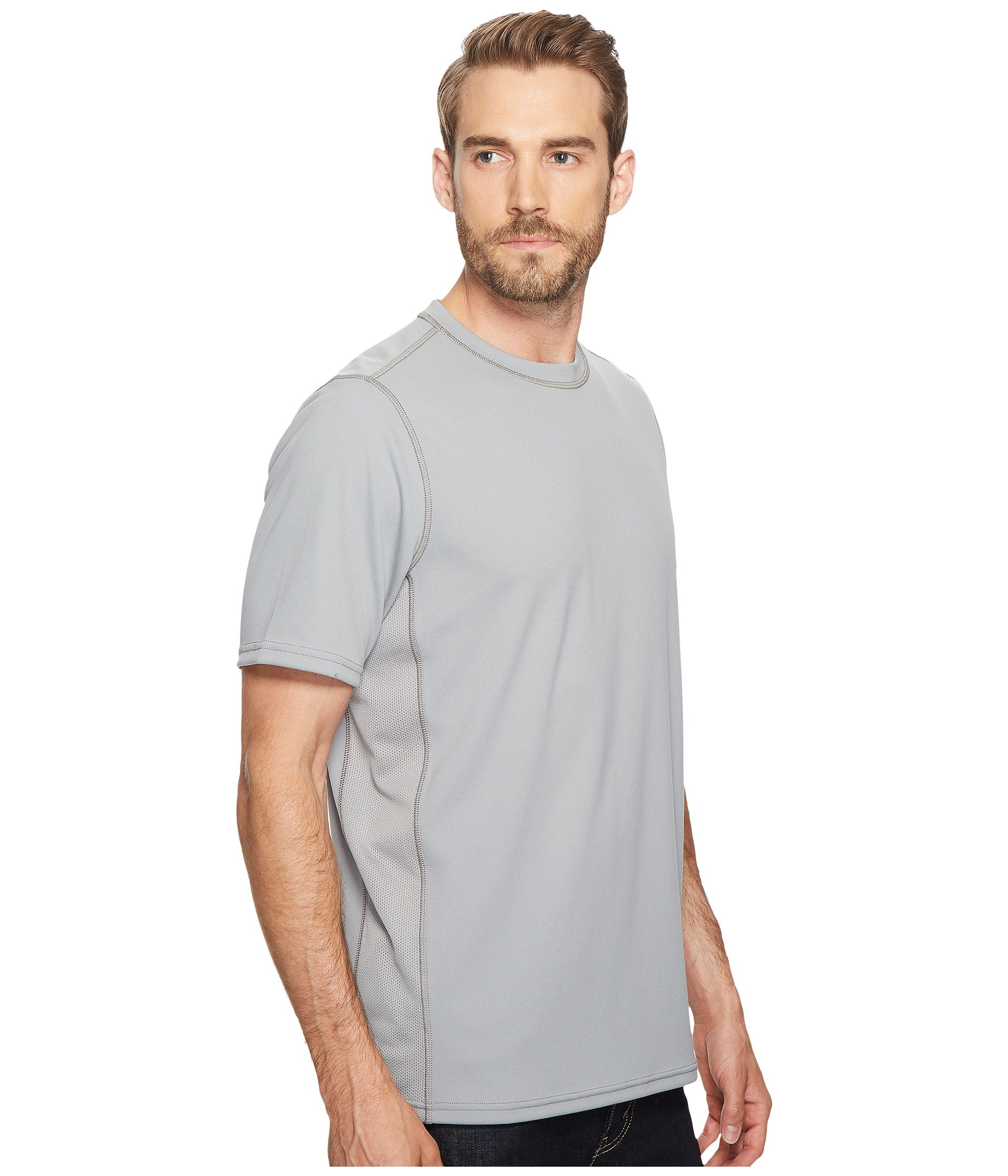 T Good Sleeve Pro Dove Wild Wicking Short shirt Timberland nf6vXSq