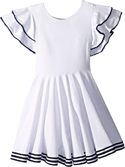Amelia Sail Away Dress (Big Kids)