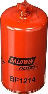 Baldwin BF1214 Heavy Duty Diesel Fuel Spin-On Filter