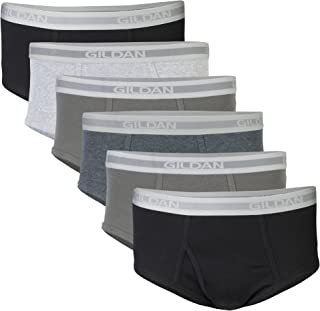 Gildan Men's Briefs Underwear Multipack