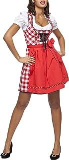Stockerpoint Damen Dirndl Kleid Joy, Mini