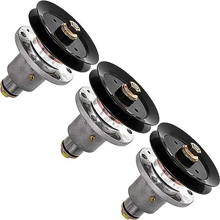 2PK Spindle Assembly For Exmark Lazer Z 44 48 52 60 103-1140