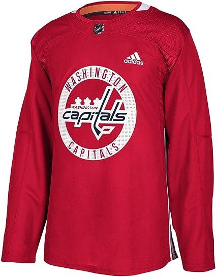 adidas Washington Capitals NHL Men's Climalite Authentic Practice Jersey