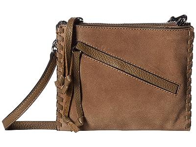 Vince Camuto Caol Small Crossbody (Deep Moss) Cross Body Handbags