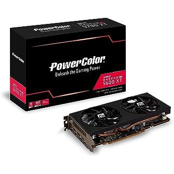 Amazon Com Powercolor Radeon Rx 5600 Xt 6gb Computers Accessories