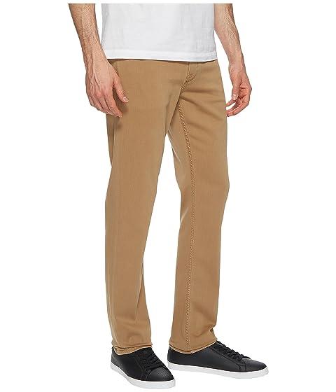 in Slim Stretch Soft Camel Federal Comfort Vintage Leg Dark Straight Paige TwH04n