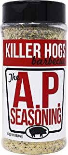 Killer Hogs BBQ AP Seasoning | Championship BBQ and Grill All Purpose Seasoning for Beef, Steak, Burgers, Pork, and Chicke...