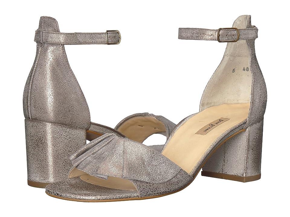 Paul Green Pammy Heel (Smoke Brush Metallic) High Heels