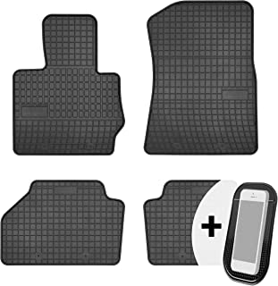 Gummimatten Auto Fußmatten Gummi Automatten Passgenau 4 teilig Set   passend für BMW X3 X4 2010 2018