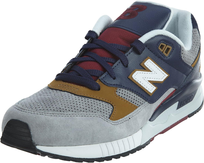 New Balance   530 RWB Grey Stone Sneaker for Men   M530RWB