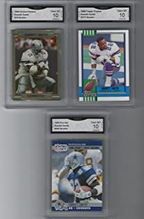 emmitt smith action packed card