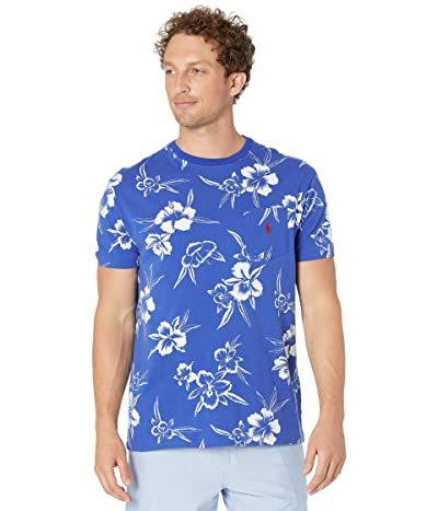 Polo Ralph Lauren Classic Fit Floral Jersey T-Shirt