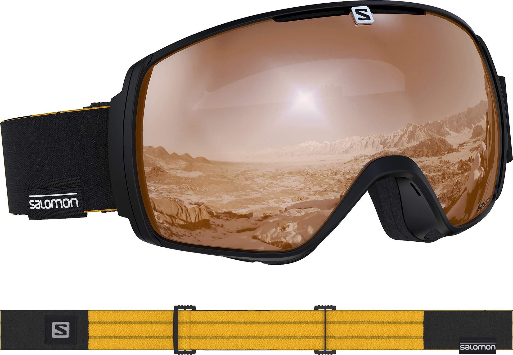 Salomon Access Goggles Saffron Universal