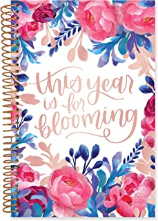 bloom daily planners 2019-2020 Academic Year Daily Planner Calendar Book - Weekly/Monthly Dated Agenda Organizer - (August 2019 to July 2020) - 6