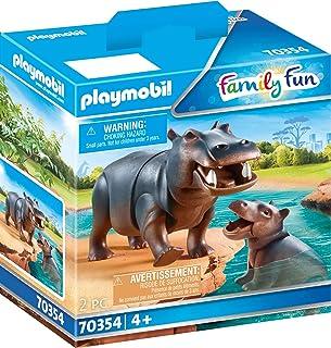 PLAYMOBIL Family Fun 70354 Hipopotamy, od 4 lat