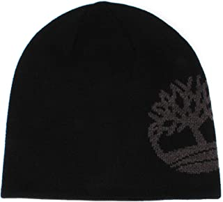 قبعة رجالي من Timberland ذات وجهين بشعار Jacquard