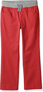 Spotted Zebra Boys' Knit Waistband 5-Pocket Pants