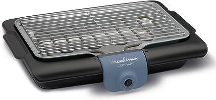 Moulinex bg134812barbacoa bbq eléctrica Accessimo mesa 2100W rejilla extraíble
