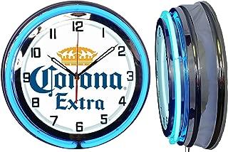 Best corona beer clock Reviews