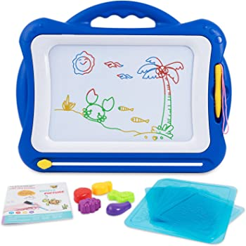 SGILE Magnetic Drawing Board Toy for Kids