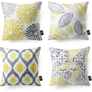 Flower Fairy Printed Pillow Case Cushion Cover Office Sofa Chair Pillow Cover