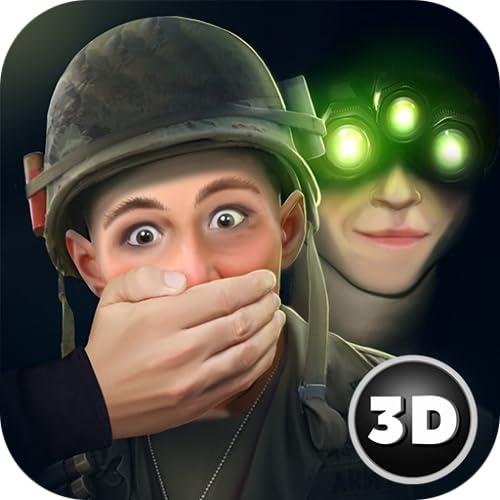 Super US Secret Service Stealth Agent Action Adventure Game