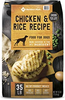 Member's Mark Exceed Dry Dog Food, Chicken & Rice (35 lbs.)