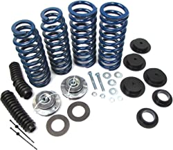 Atlantic British Standard Land Rover Air Suspension to Coil Spring Conversion Kit for 2003-2005 Range Rover L322