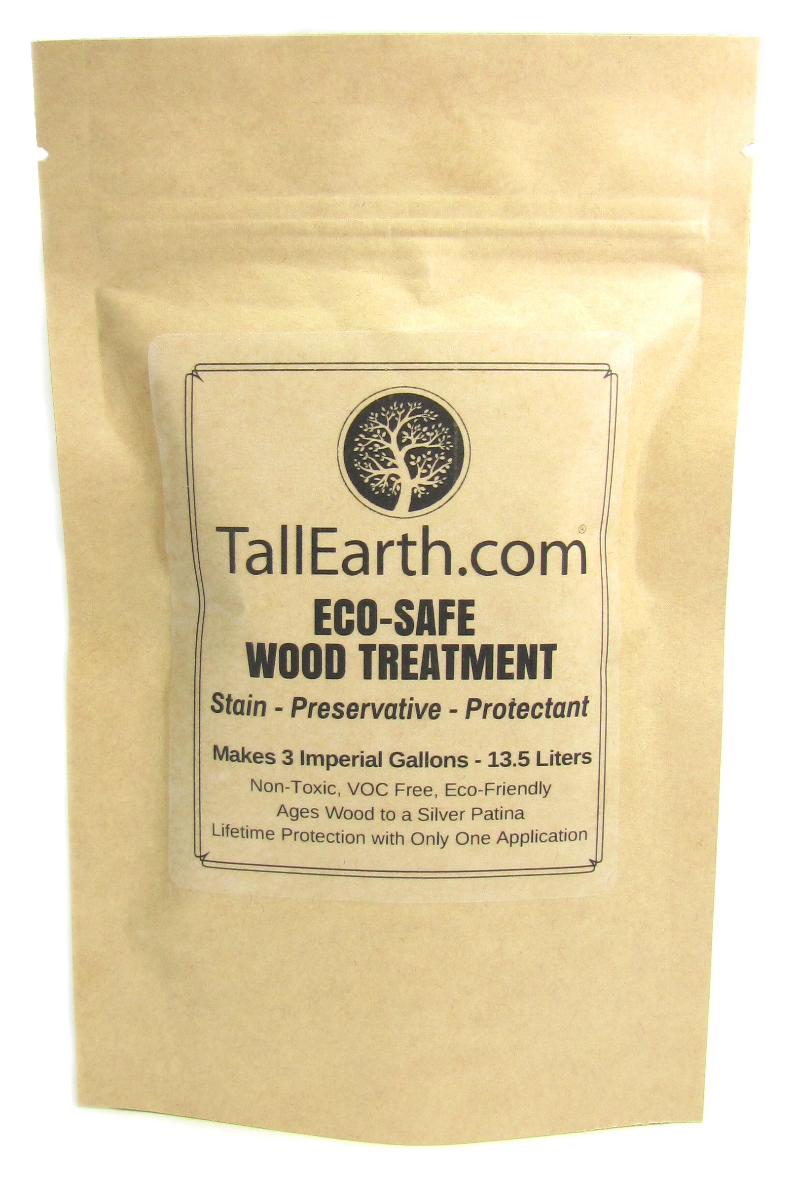 ECO SAFE Wood Treatment Preservatives Non Toxic
