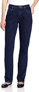 Wrangler Women's Blues Relaxed Fit Mid Rise Heavyweight Jean