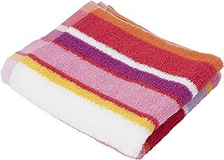 西川産業 ピンク フェイスタオル 洗うたびふっくら 吸水 もっちり ムースパフ エスプレット TT29150012P